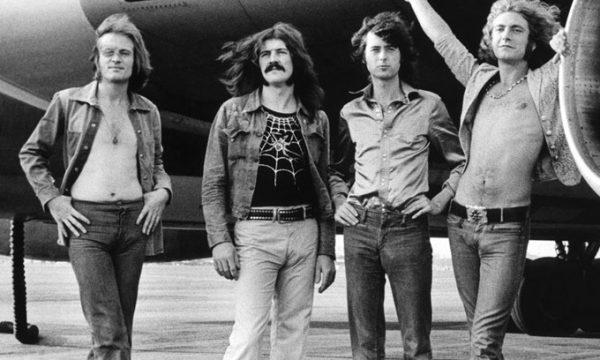 I Led Zeppelin a Copertino sul palco con i Negramaro