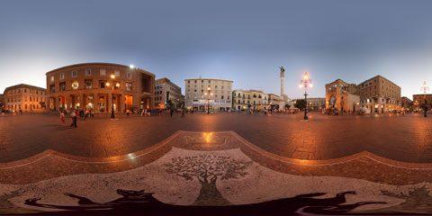 In Piazza Sant'Oronzo si discute dei talenti inespressi del cinema italiano