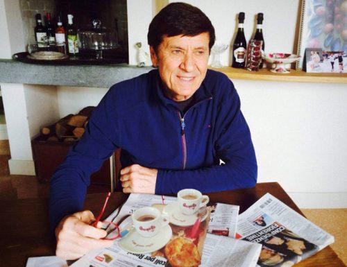 Morandi su Facebook: Sanremo, Renzi e il pasticciotto a colazione