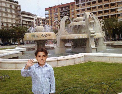 Salviamo la fontana di Piazza Mazzini. Anche Renato Clooney contro la demolizione