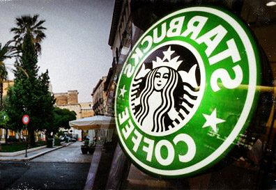 Caffè superchiu e Salento-style: Starbucks apre a Piazzetta Santa Chiara