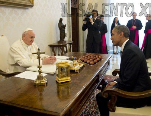 Obama innamorato del pasticciotto, ma salta la visita al college americano di Botrugno
