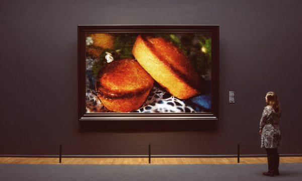 Boom del Pasticciotto alla National Gallery e negli Stati Uniti partono le imitazioni