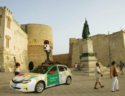 Google sbarca a Otranto, le mappe del centro storico online a fine giugno
