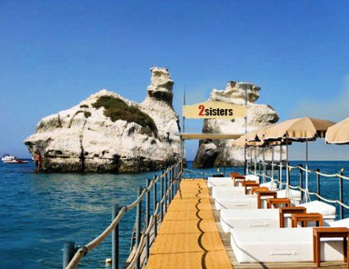 Inaugurato il nuovo 2sisters Resort di Torre dell'Orso «Così decollerà il turismo nel Salento»