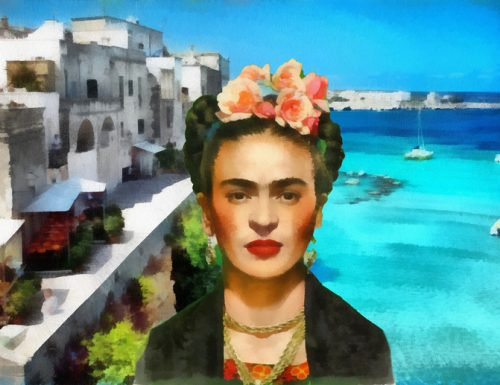 Frida Khalo sbarca a Otranto. A novembre le opere e i selfie postumi