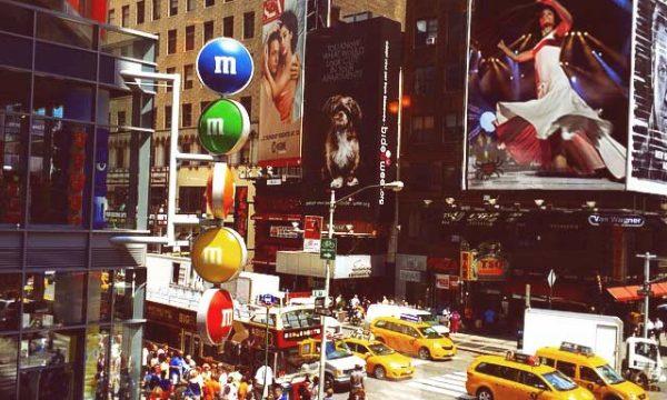 La Notte della Taranta a New York, Time Square è già pizzicata