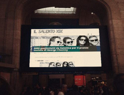 Il pasticciotto conquista Milano, e nella Stazione Centrale si parla salentino