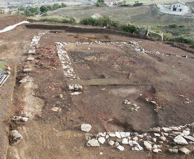 L'antica reggia messapica a 600m da Novoli tornerà a risplendere nel 2015