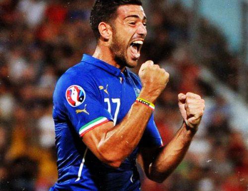 Il gol di Pellè in Nazionale e l'esultanza dedicata alla sua Lecce