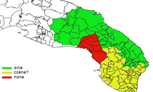 Il Salento e il ritorno della Lira, aumentano gli indecisi soprattutto al Capo