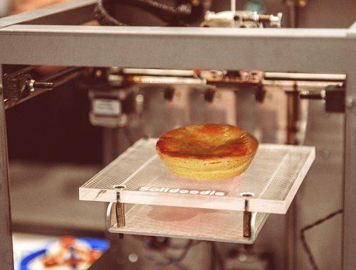 Pasticciotti cinesi sfornati con la stampante 3D. Al Salone del gusto di Torino i primi esemplari