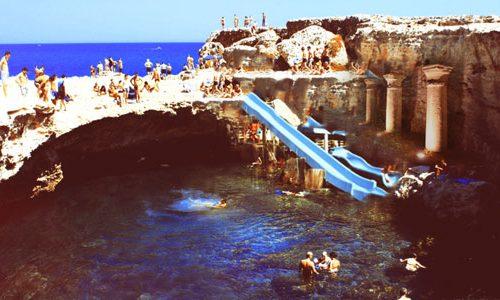 La Grotta della Poesia si rifà il look per l'estate 2015, sarà il parco del divertimento poetico.