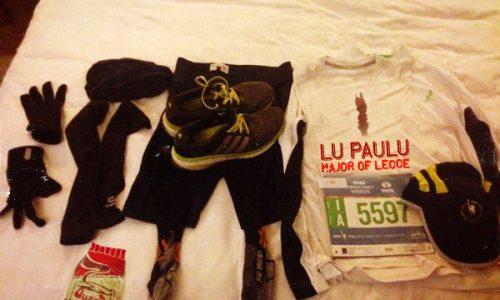 Maratona di New York, al via anche il sindaco di Lecce Paolo Perrone