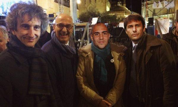Lecce e Matera, la collaborazione continua, garantiscono Zaza e Mister Antonio Conte