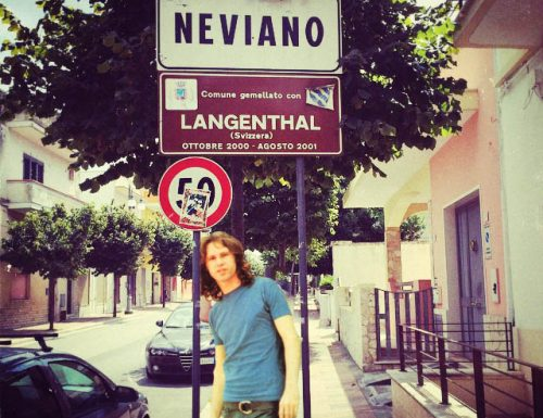Jim Morrison è vivo: abita a Neviano
