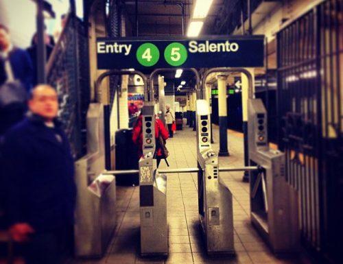 La metropolitana di New York si allunga, inaugurata ieri la fermata Salento