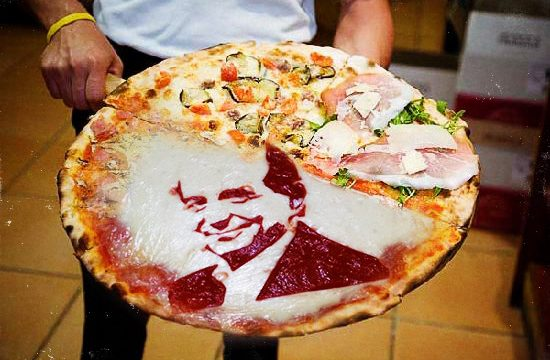 Arriva in Salento la pizza Magalli, la novità di Natale per superare la crisi del rustico