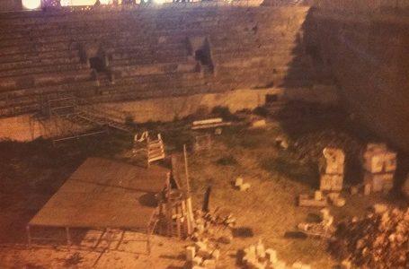 Natale, crisi e ottemperanza bloccano il presepe dell'anfiteatro di Lecce