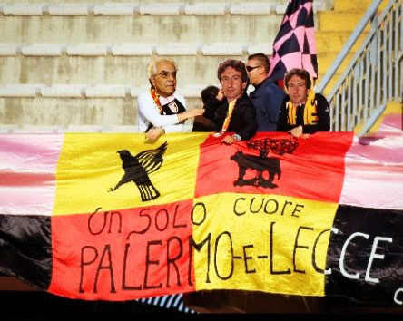 Quando Sergio Mattarella stipulò il gemellaggio tra gli Ultras Lecce e Palermo