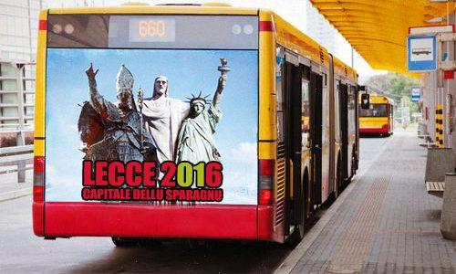 Lecce ci riprova, nel 2016 saremo Capitale Europea dellu Sparagnu