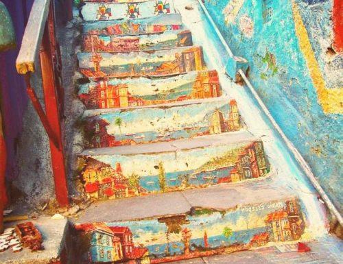Otranto: nelle scale dell'Immacolata la storia dell'assedio ottomano e gli astuti di Bagnolo
