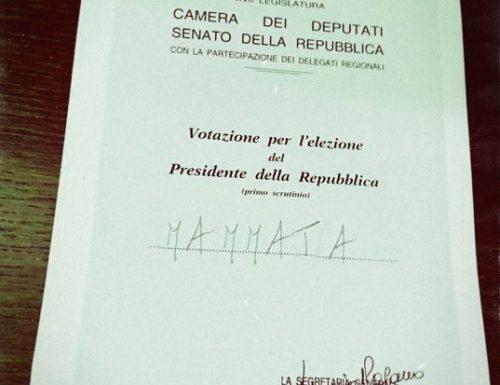 Una donna al Quirinale, il prossimo Presidente della Repubblica può essere tua madre