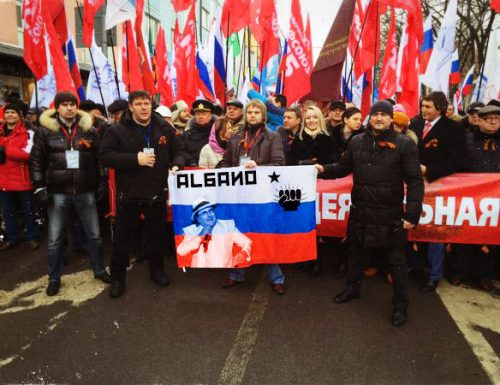 Petrolio e crisi ucraina, la Russia chiede la nazionalizzazione di Albano