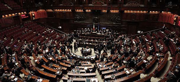 Dopo la palestina oggi il parlamento vota il for Oggi in parlamento