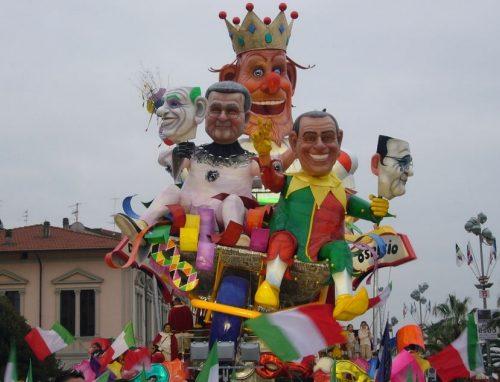Sconto di pena per Berlusconi, fine dei servizi sociali e pronto per il Carnevale di Gallipoli