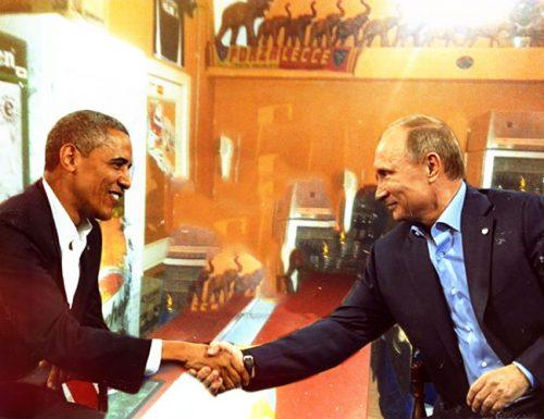 Telefonata Obama-Putin, appuntamento da Paolone per parlare di Ucraina