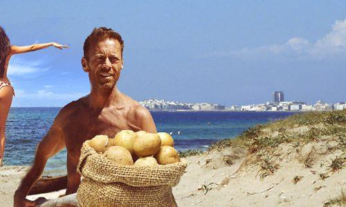Rocco Siffredi dopo l'Isola lascia il porno. Esporterà la patata gallipolina in tutto il mondo.