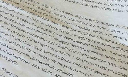 Raffaele da Maglie compra pagina del Corriere per raccontare il tradimento di Silvio