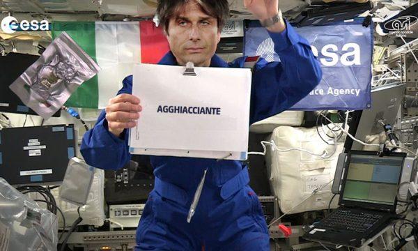 Italia, Conte rivela: «Sono stato vicino alla Stazione Spaziale Internazionale»