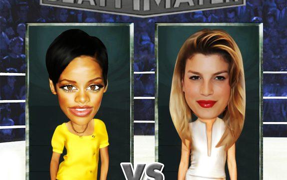 Mtv celebra Emma Marrone, sua la sfida contro Rihanna