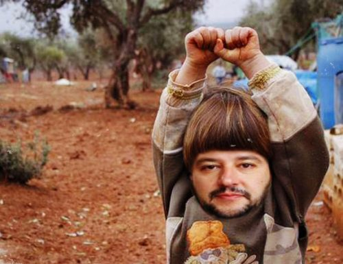 Scambia una Bimba di Nardò per la figlia di Matteo Salvini e la foto fa il giro del web