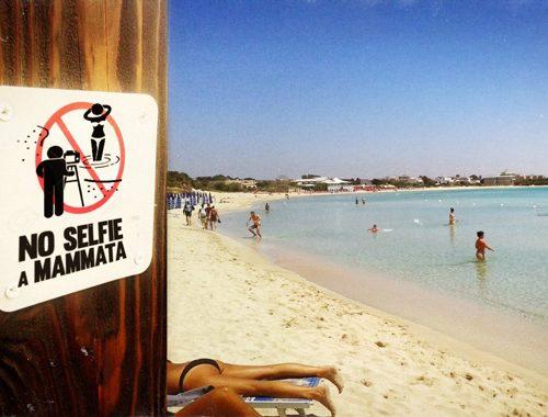 Silenzio elettorale: anche a Porto Cesareo vietati i selfie con Mammata