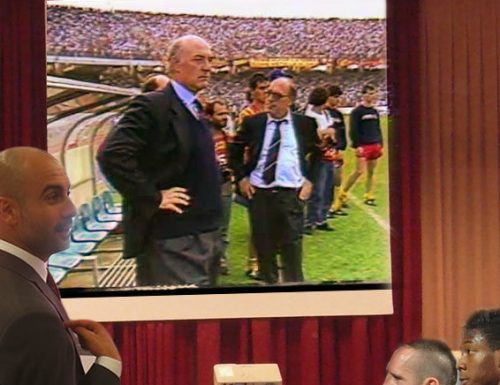 Guardiola studia il Lecce di Carletto Mazzone per battere il Barcellona