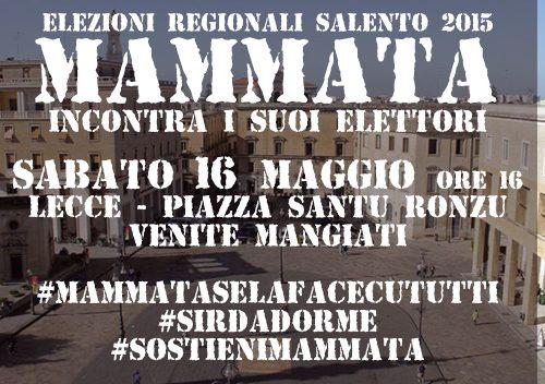 Grande attesa per la visita di Mammata a Lecce