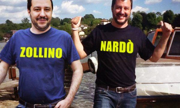 L'Irlanda dice sì anche ai matrimoni tra magliette di Matteo Salvini