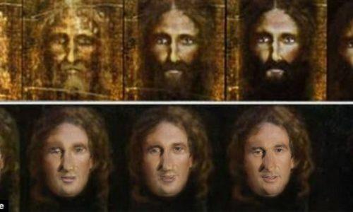 Il volto di Gesù da ragazzo era quello di Paolo Perrone
