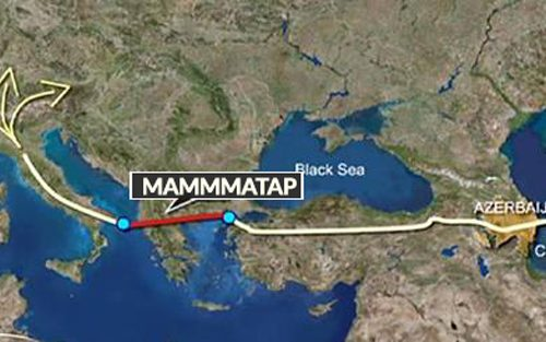 Ora anche il gasdotto cerca il consenso, dal 2016 si chiamerà Mammatap