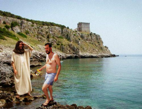 Regionali Puglia: Salvini tenta l'intesa con Gesù Cristo a Porto Selvaggio per battere Mammata