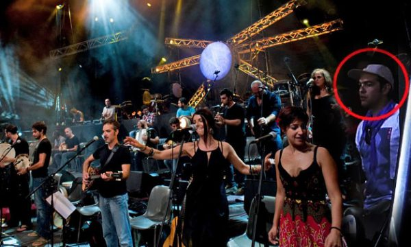 Inedito Tsipras, nel 2010 era sul palco della Notte della Taranta