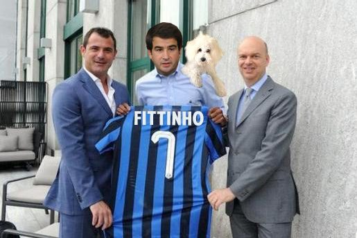 Altra beffa al Milan di Berlusconi, l'Inter presenta il tandem Fitto Dudù