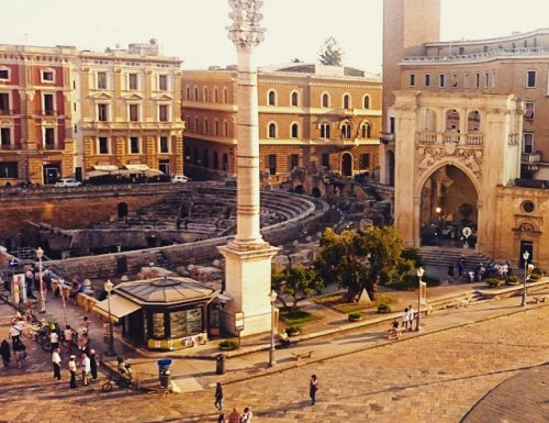 Estate 2015: Lecce diventa Capitale Europea di Qualcosa