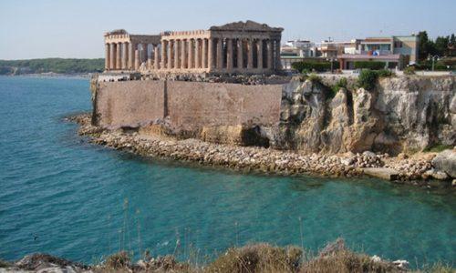 La rassicurazione: la crisi greca non coinvolgerà il Partenone di Torre dell'Orso