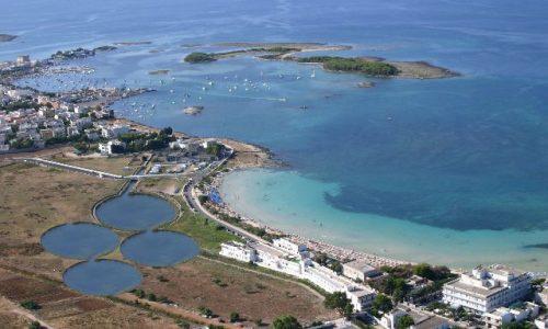 Porto Cesareo: dal sudore dei turisti è nato un nuovo bacino
