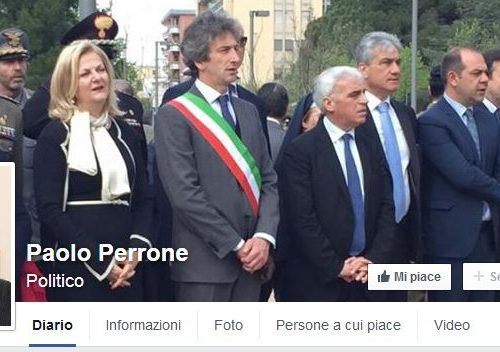 Lecce, furto sul fb di Paolo Perrone. Mancano centinaia di culacchi.