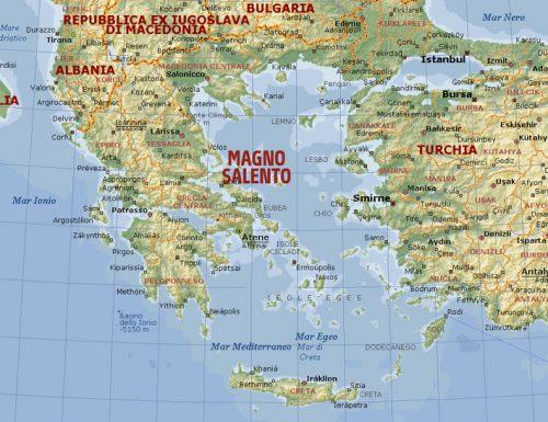 """Crisi Grecia, accordo trovato: """"Si chiamerà Magno Salento senza riforme abbuecchiu"""""""